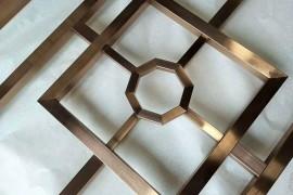 不锈钢屏风制作工艺有哪些?