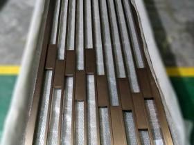 不锈钢方管屏风