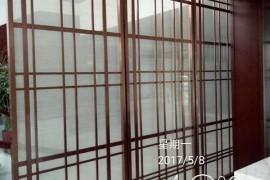 韩式现代不锈钢屏风有哪些特点?