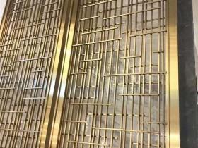 不锈钢屏风保养时表面清洁应该怎么做?