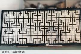 独具中国特色的中式不锈钢屏风