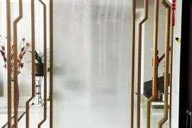 什么样的不锈钢屏风款式适合现代装修呢?