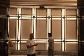 为什么不锈钢屏风在酒店中的应用如此受欢迎?
