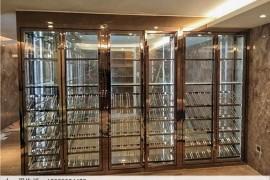 不锈钢酒柜装饰柜设计注意事项