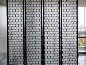 报告:佛山有厂家放出一波不锈钢屏风效果图