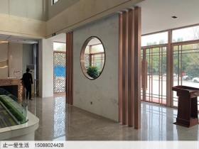 目前最详细的售楼部不锈钢装饰屏风隔断设计风格总结,果断收藏了