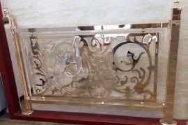 别墅铝艺楼梯选材、选购与设计