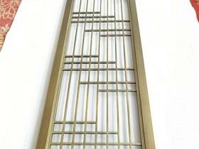 不锈钢屏风表面喷镀层的喷镀方法与性质