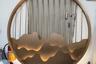 佛山哪里有金属屏风卖?应该寻找怎样的不锈钢屏风厂家?