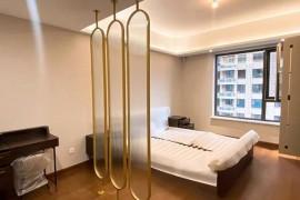 不锈钢棒棒糖造型玻璃屏风您会喜欢吗?
