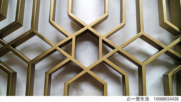 不锈钢屏风满焊焊接工艺细节效果图