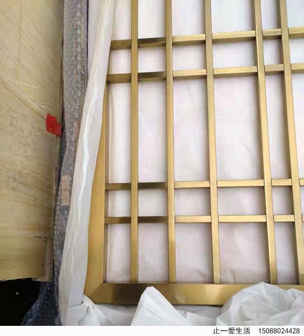不锈钢屏风点焊工艺效果图