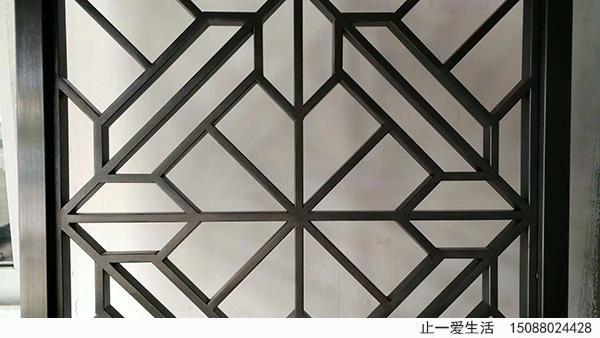 不锈钢屏风满焊工艺效果图