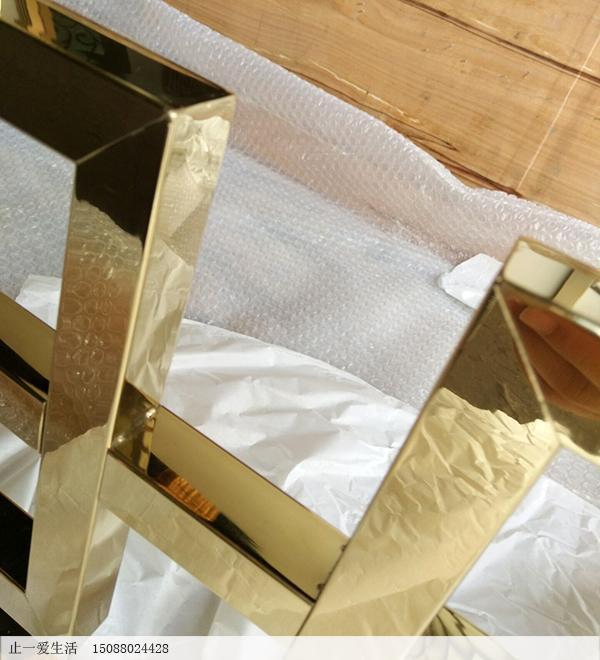 不锈钢屏风镜面点焊工艺节点图