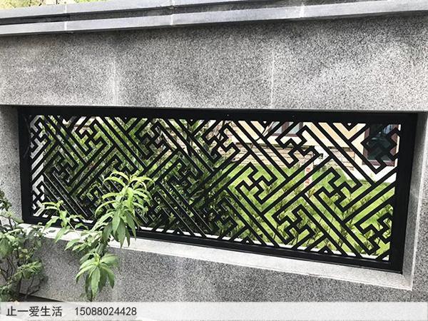 不锈钢庭院屏风_室外景观屏风图片16