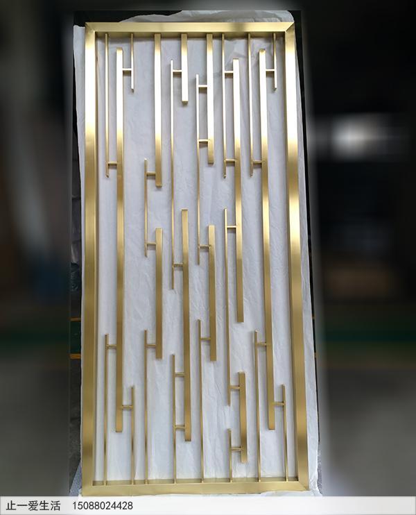 不锈钢屏风生产厂家生产的轻奢风格的不锈钢屏风,拉丝黄铜元素20191022235116.jpg