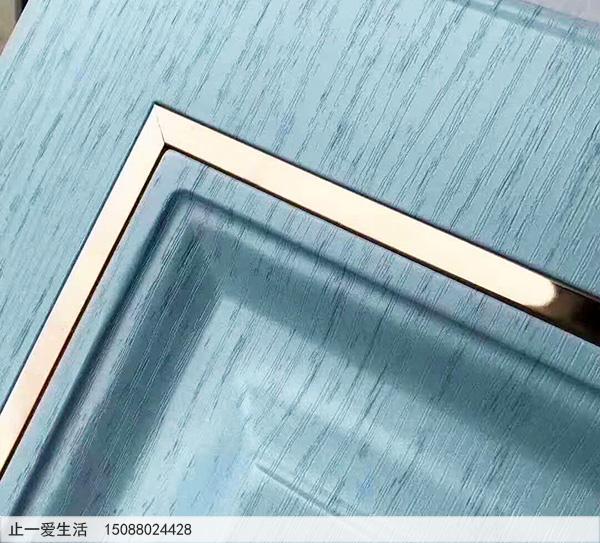 不锈钢装饰线条接缝处理效果图2