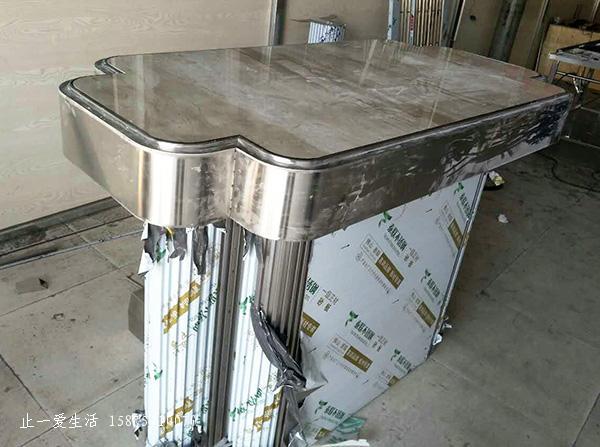 不锈钢吧台造型生产厂家